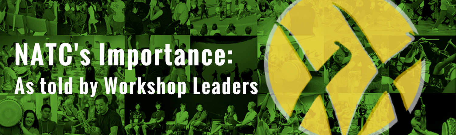 NATC's Importance - Workshop Leaders